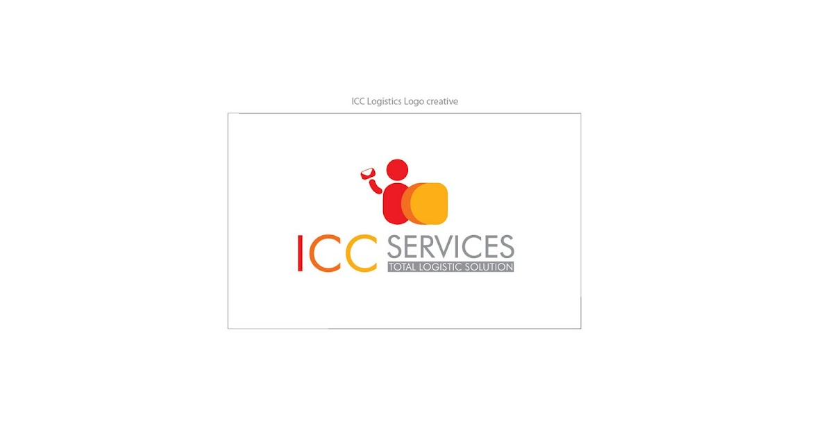 layouts: ICC Logistic Solution Logo