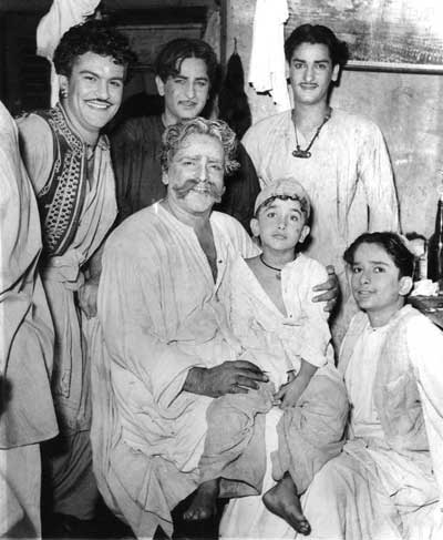 The Kapoor Family Of Bollywood