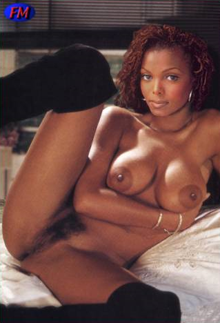 jackson nude photos Janet