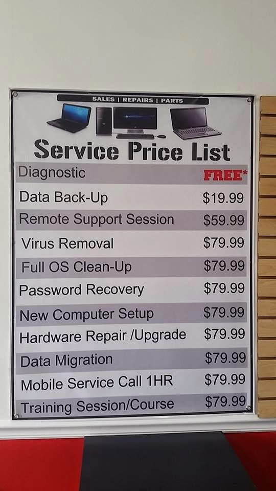 small business computer repair it support services in mcdonough