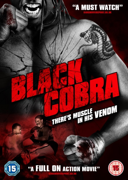 Cobra Black Box uk Dvd Previews Black Cobra