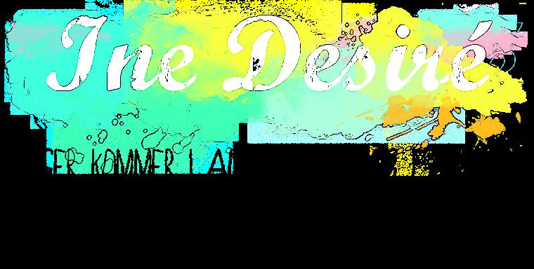 Ine Desiré -  dager kommer i alle farger og fasonger