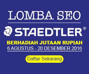 Lomba SEO STAEDTLER 2016