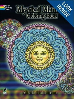 Mystical Mandala Coloring Book (Dover Design Coloring Books) FREE ...