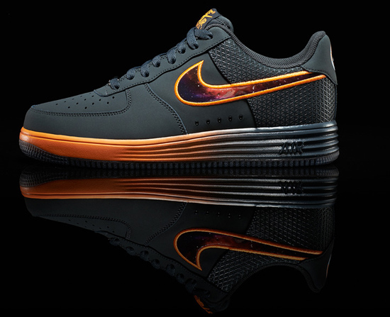 Nike Lunar Force 1 Leather KD PE Photo Blue Black