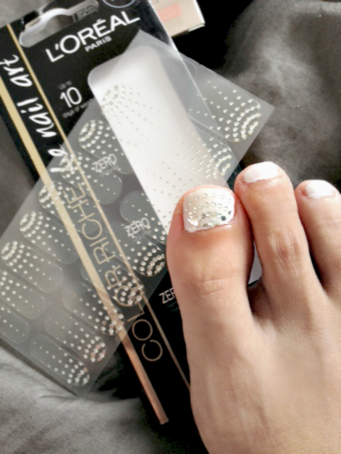 A Thing (or Two) About Holly Jean: L\'Oreal Lucent Magique & Nail Art