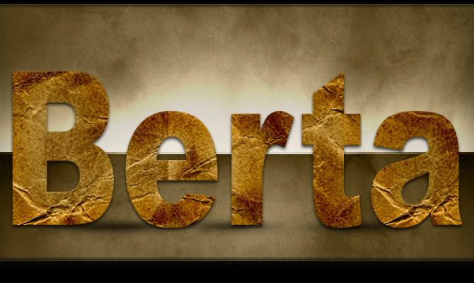 Creaciones photoshop estilos de letras para photoshop for Estilos de letras