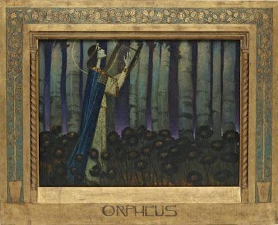 Melchior+Lechter+-+Orpheus+1896+Besitz+d