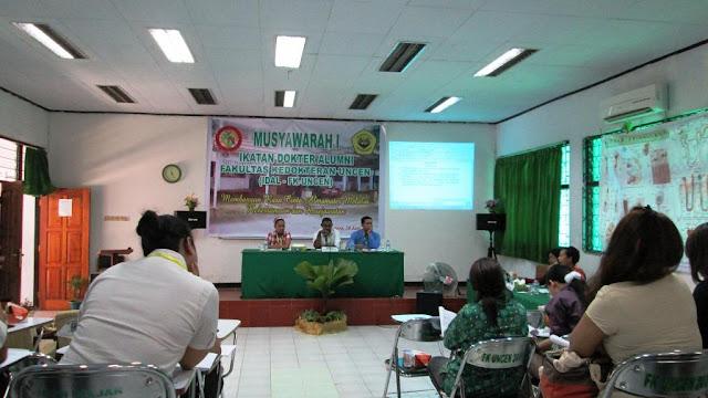 Musyawarah I IDAL-FK UNCEN