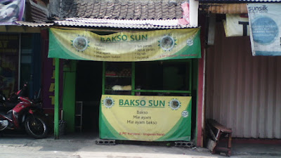 Bakso Sun Ungaran Kabupaten Semarang