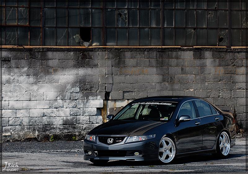 Encikazman Honda Accord Euro R Cl7