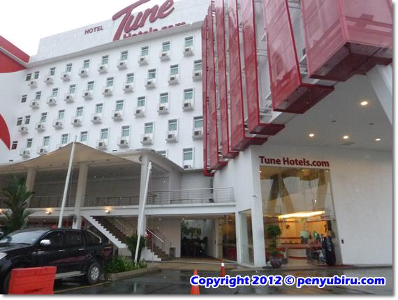 hotel berdekatan legoland