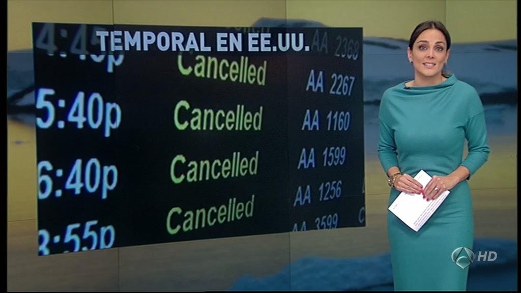 MONICA CARRILLO, ANTENA 3 NOTICIAS (22.01.14)