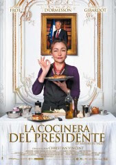 La cocinera del presidente | 3gp/Mp4/DVDRip Latino HD Mega