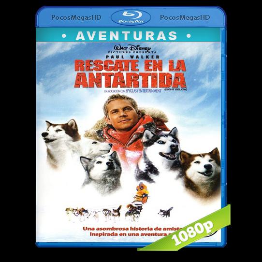 Rescate En La Antartida (2006) BRRip 1080p Audio Dual Latino/Ingles 5.1