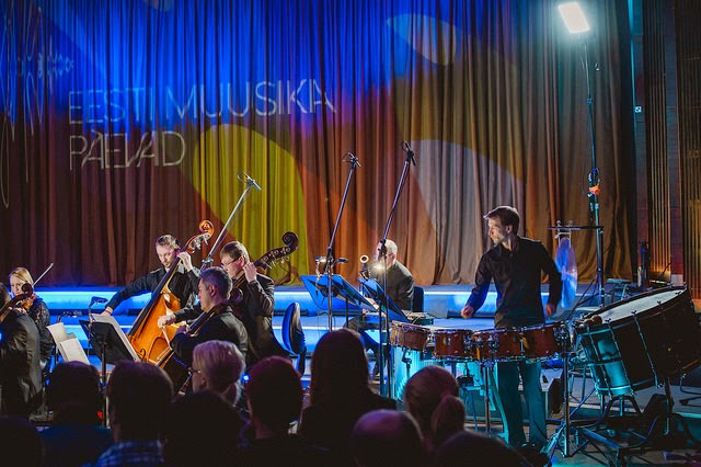 Tallinn Chamber Orchestra at Estonian Music Days - photo credit Mait Juriado