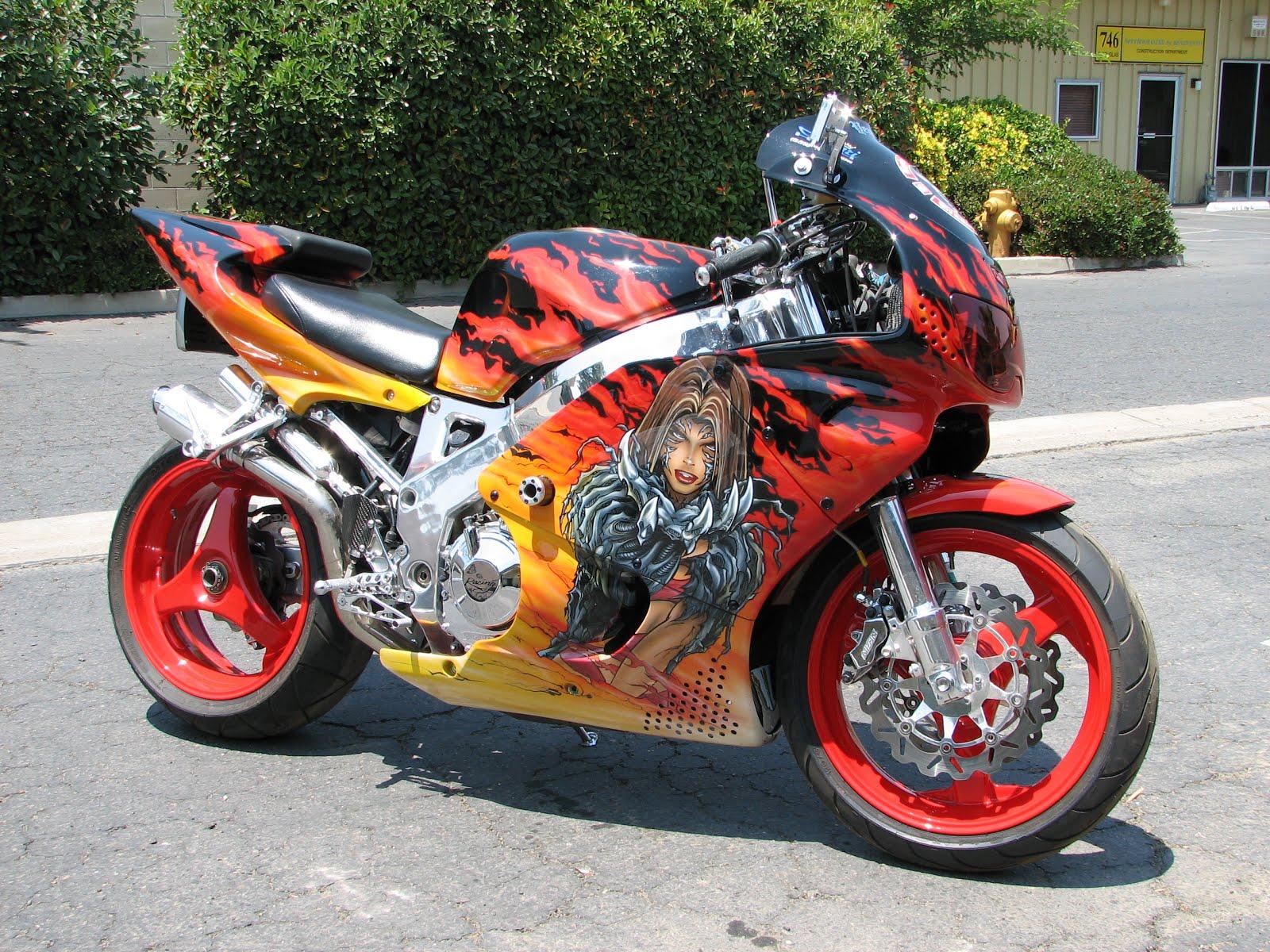Witchblade CBR Honda
