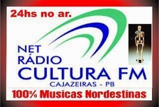 ESTA É A NOSSA CULTURA FM CAJAZEIRAS PB  CONEXÃO COM A RÁDIO REVISTA FM