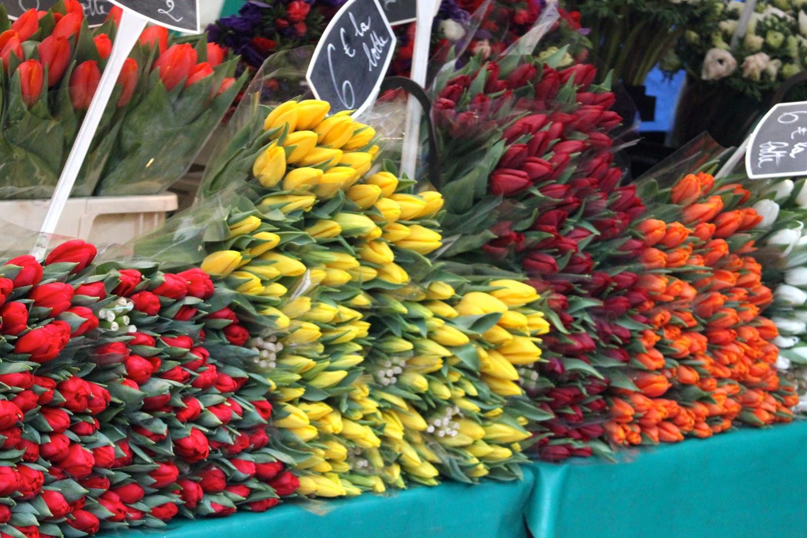 Paris Adèle: Sunday Means Market Day & Dinner at Jim's