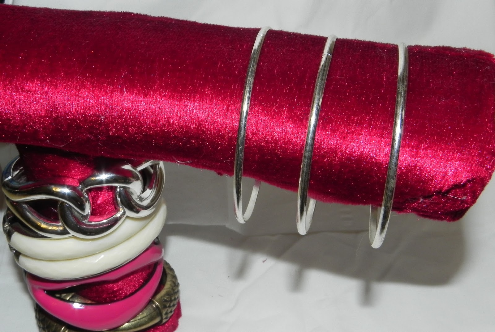 Smart N Snazzy DIY Pastel Enamel Bangle Bracelets