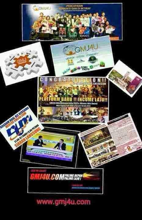 Gabungan Minda Jutawan (GMJ4U)
