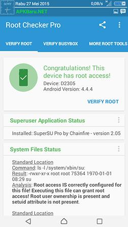 root checker pro terbaru