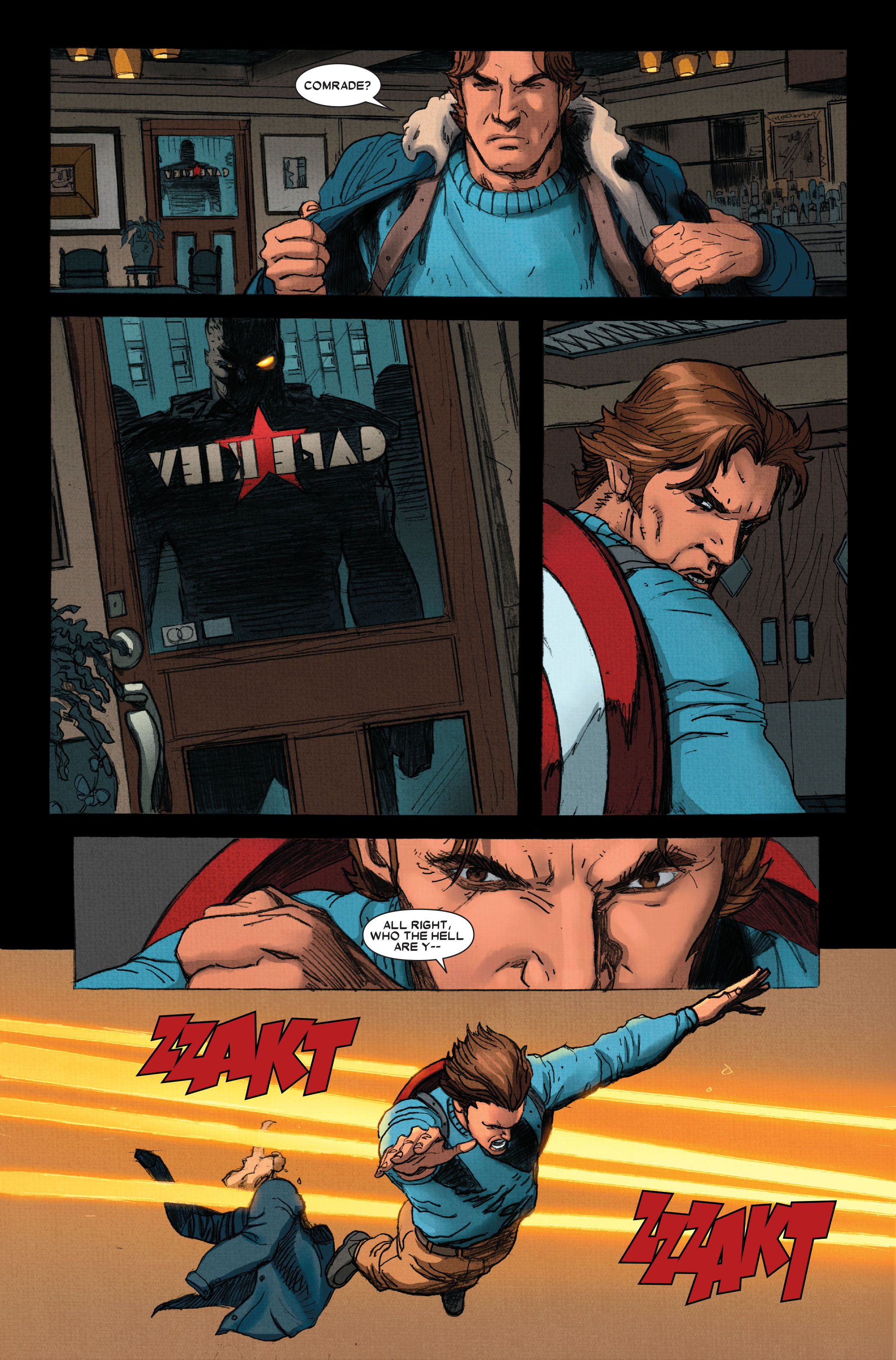 Wolverine: Weapon X #12 #5 - English 9