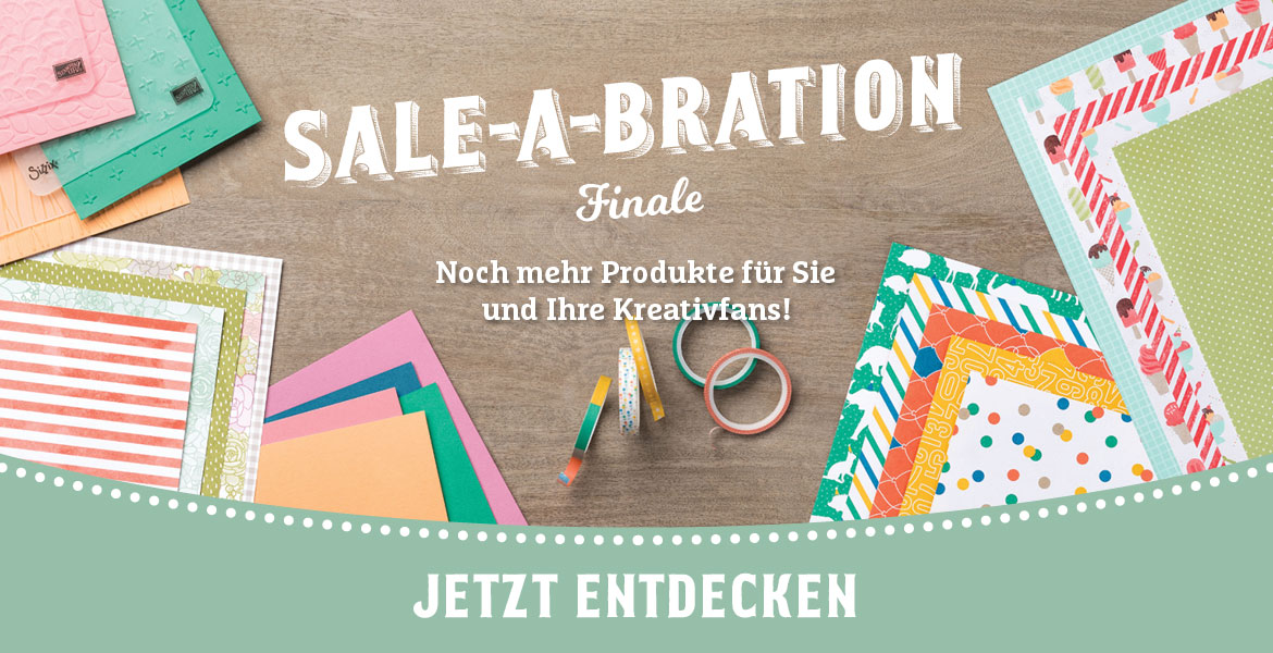 Sale-A-Bration Entspurt