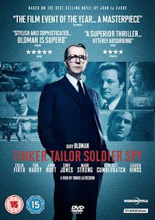 Tinker Tailor Soldier Spy (2011) – ถอดรหัสสายลับพันหน้า [พากย์ไทย]