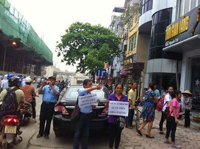Liệu ông Nguyễn Thanh Giang có chịu để ngân hàng Vietcombank ăn quịt tiền?