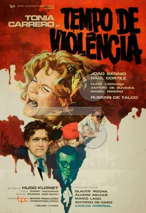 Resultado de imagem para filme tempo de violencia 1969