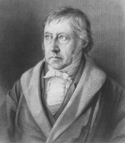 Hegel Riassunto