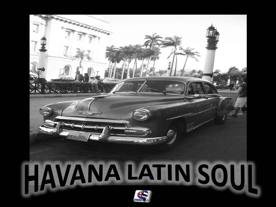 Conjunto  Havana Latin Soul... (Vilanova i La Geltrú.Barcelona.España