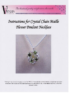Chainemaille Jewelry Pattern E-Book - Jewelry Making Ideas and