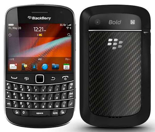 BlackBerry Bold 9900 Dakota