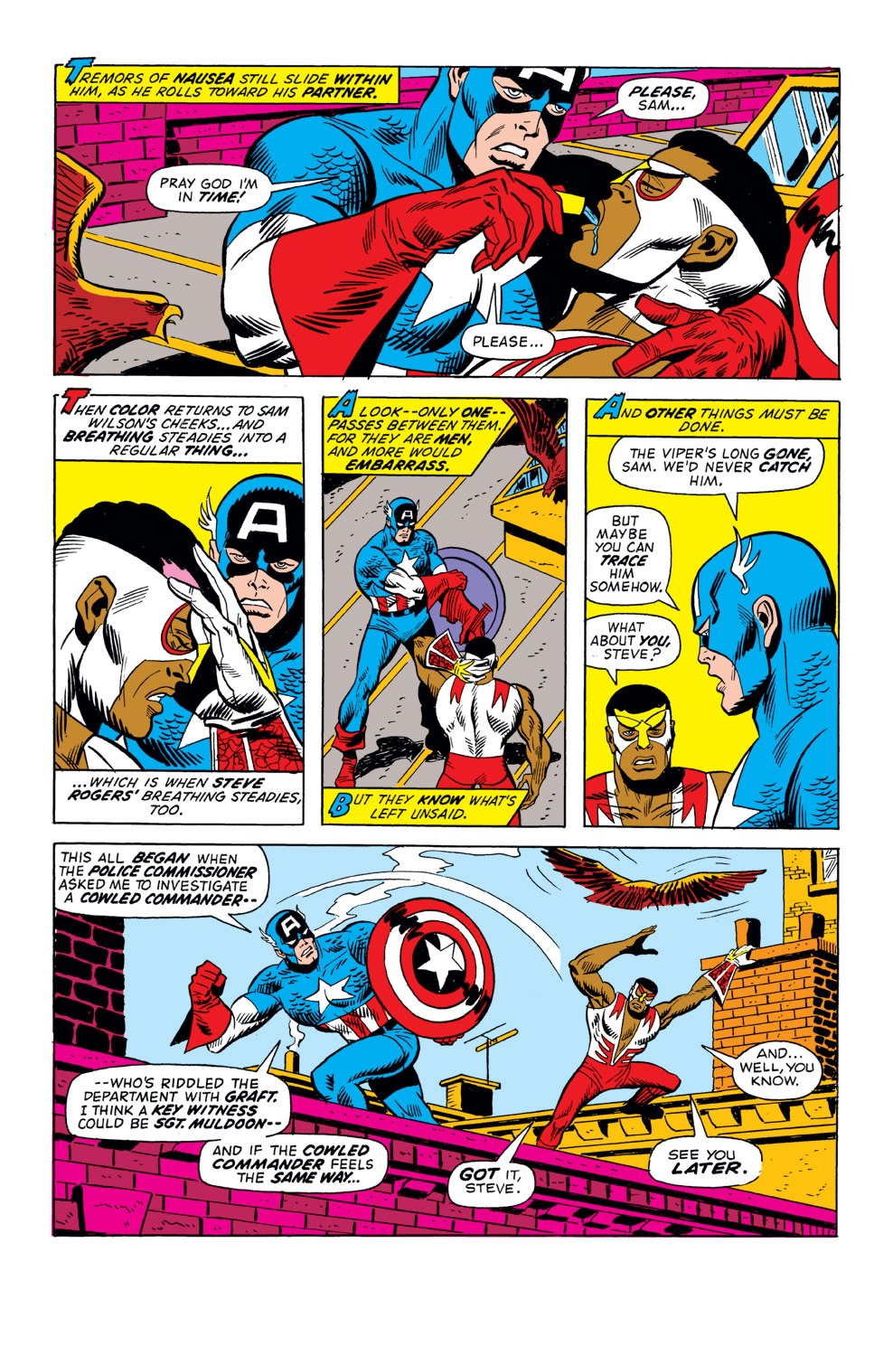 Captain America (1968) Issue #158 #72 - English 5