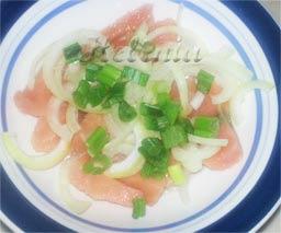 или соленого лосося