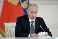 a photo of Vladimir Putin