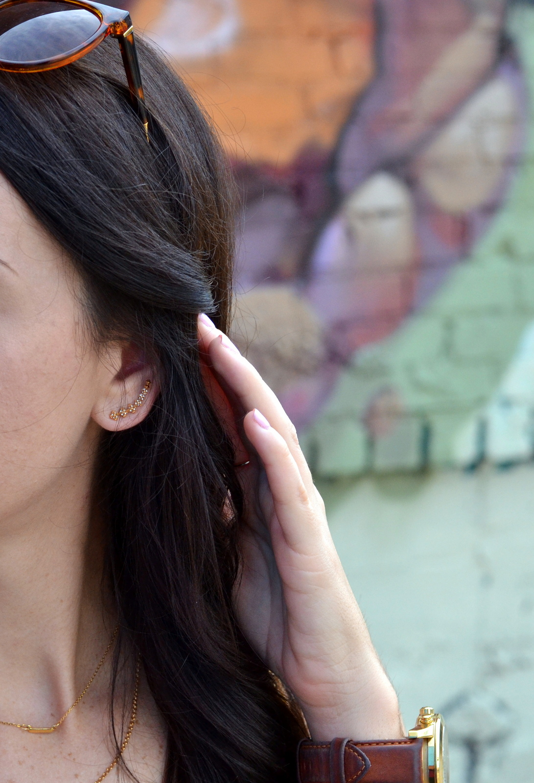 BaubleBar Ear Crawler