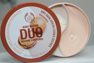 the body shop body butter beurre corporal duo macadamia test avis essay photo blog