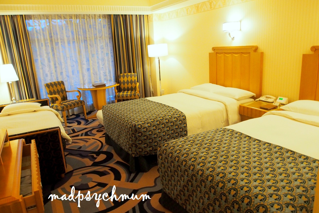 Luxury Standard Floor Superior Room for persons