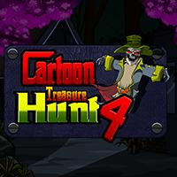 Ena Cartoon Treasure Hunt 4 Walkthrough
