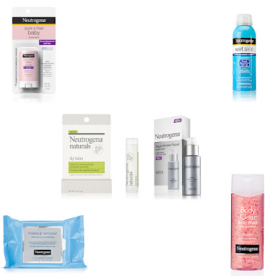 Neutrogena, Neutrogena skincare, Neutrogena skin care, Neutrogena giveaway, giveaway, skin, skincare, skin care