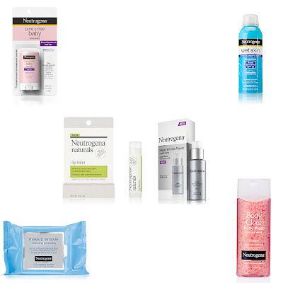 Neutrogena, Neutrogena skincare, Neutrogena skin care, Neutrogena giveaway, giveaway, skin, skincare, skin care