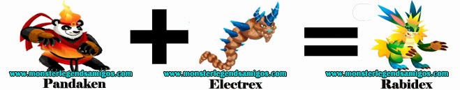 como obtener el rabidex en monster legends formula 2