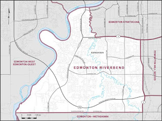 Strategic tactical voting in Edmonton Riverbend