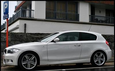BMW 123d 2013 Wallpaper
