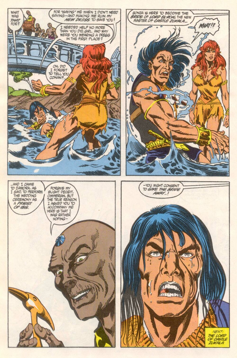 Conan the Barbarian (1970) Issue #241 #253 - English 23
