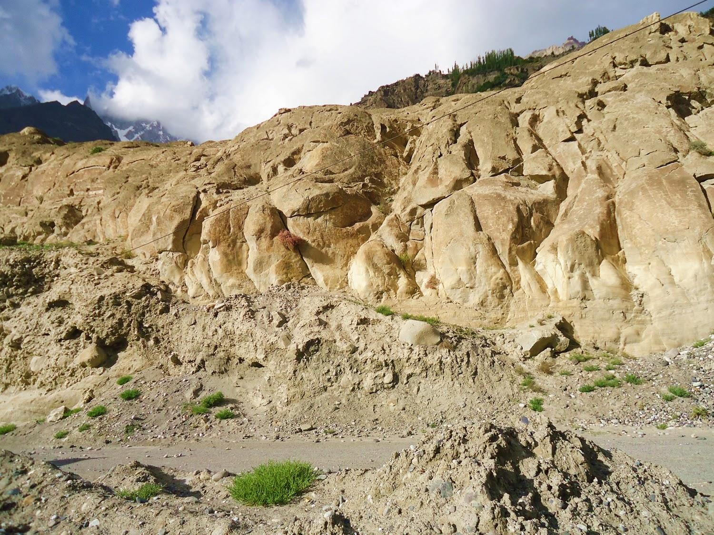 Haldeikish, Hunza Valley (www.prettygloss.blogspot.com)