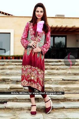 Nishat Linen Saavan Collection 2015
